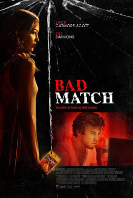 Bad Match 2017 DVD R2 PAL Spanish