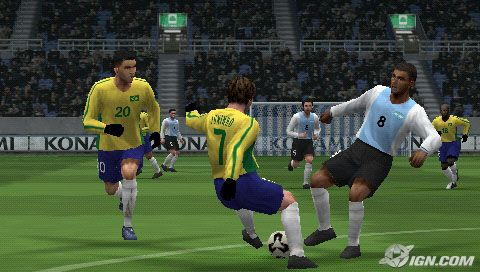 Winning Eleven 9 PC Free Download Screenshot 1