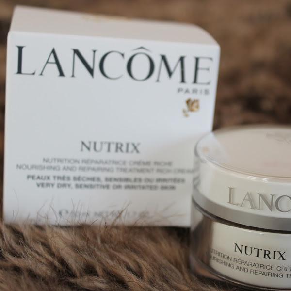 [Review] Lancôme - Nutrix Creme