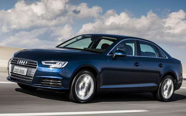 Novo Audi A4 2017 - financiamento