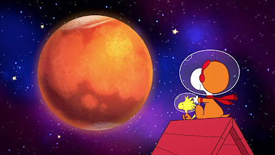 Snoopy In Space Series Image 3