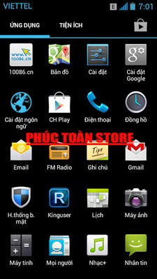 Tiếng Việt Huawei G520-5000 ok alt