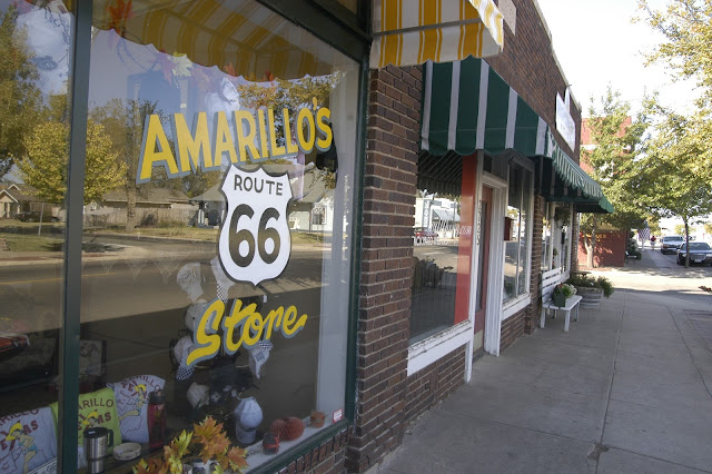 To get a real taste of Route 66 in Amarillo, go straight to the source- the over one mile of the Mother Road that runs straight through the heart of the historic 6th Street district!