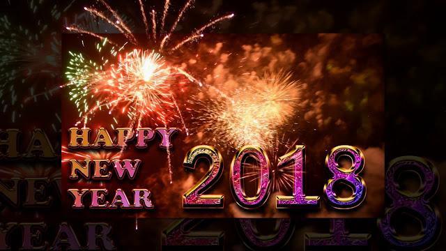 رسائل تهنئة بالسنة الجديدة 2018 مسجات تهنئة 2018