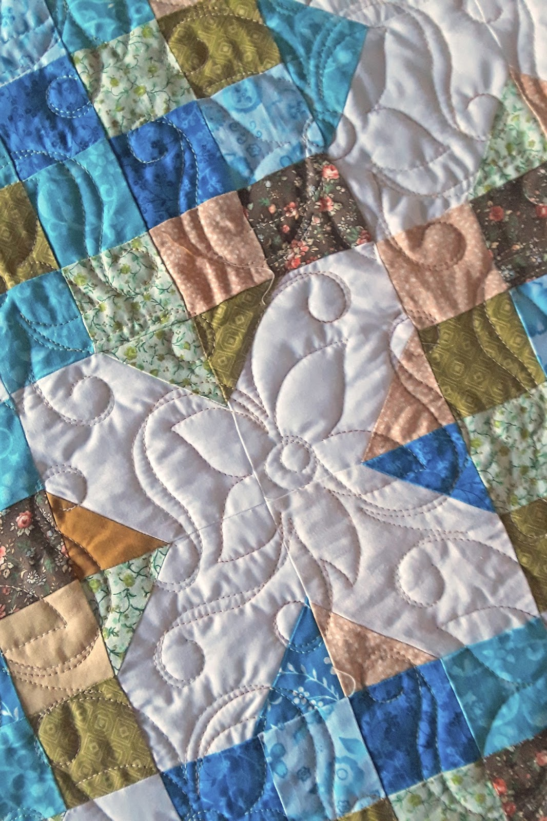 Rebecca's Quilting : patch it to me quilt - Adamdwight.com