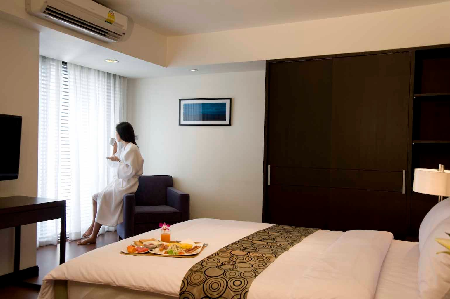 Bangkok Guest Friendly Serviced Apartments