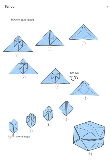 Easy Step By Step Origami For Kids
