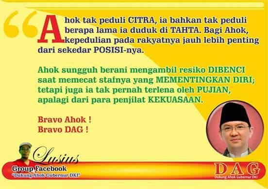 #HBDAhok52TetapBertjahaja