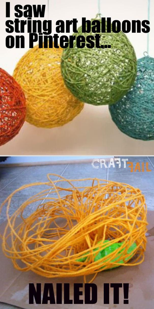 String Balloon