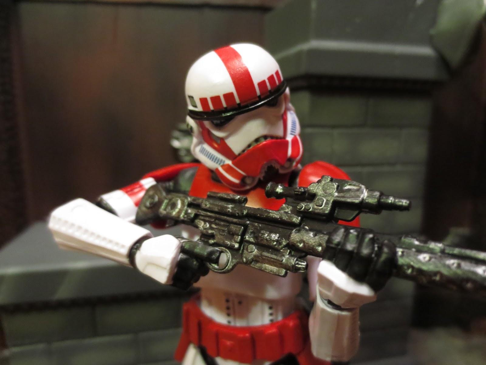 Star Wars Black Series Battlefront Imperial Shock Trooper 6 Inch Action Figure