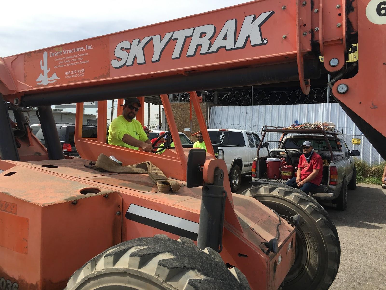Forklift Training Boom Forklift Training In Phoenix