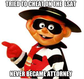 How to Cheat on the LSAT (or not)