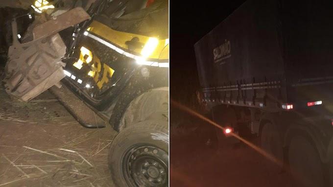 Grave acidente com carreta deixa mortos e feridos no oeste da Bahia
