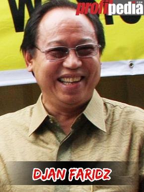 Biografi Djan Faridz Tokoh Politik dan Pengusaha Indonesia
