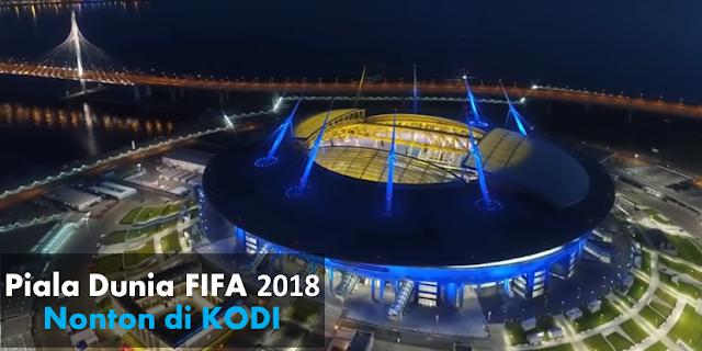 Sebagai penggemar sepak bola kamu pasti tahu Nonton Siaran Langsung Pertandingan Piala Dunia FIFA 2018 di Kodi