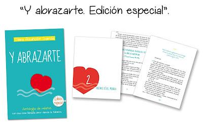 """""""Y abrazarte. Edición especial"""" - Clara Asunción García"""