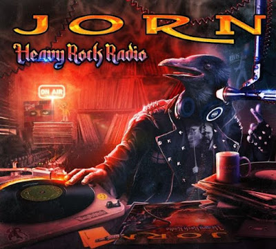 jorn - heavy rock radio - cover album - 2016