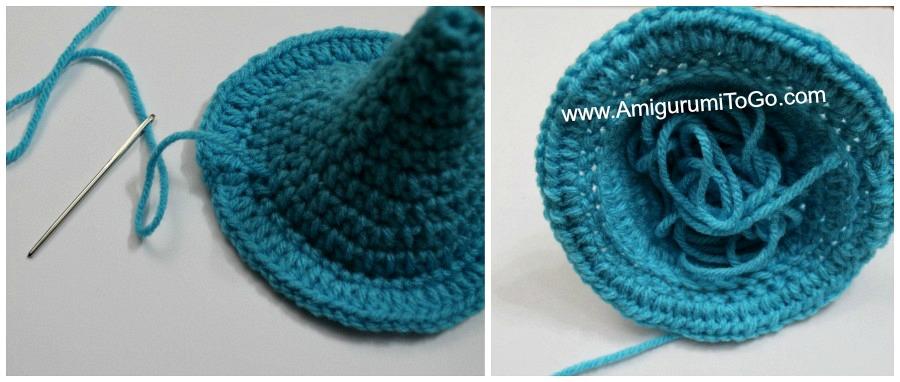 Smallish Witch Free Crochet Pattern Amigurumi To Go