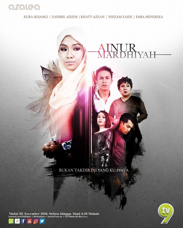 Drama Ainur Mardhiyah Slot Azalea (TV9)