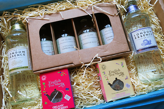 Ellie Kate | Leeds Lifestyle, Food, Beauty and Fashion Blog: The Gin Explorer Club: January Box Review