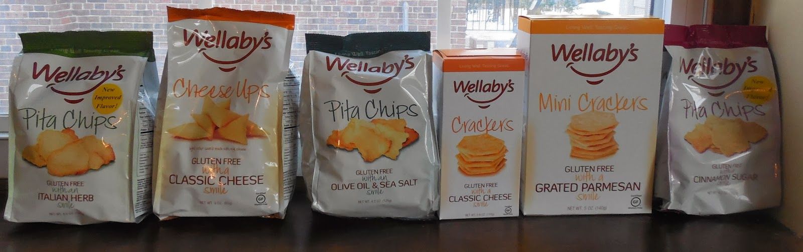 Wellaby's gluten free