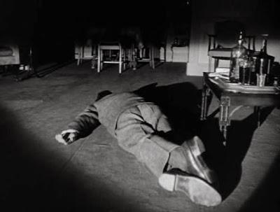 Sam Levene - Crossfire (1947)