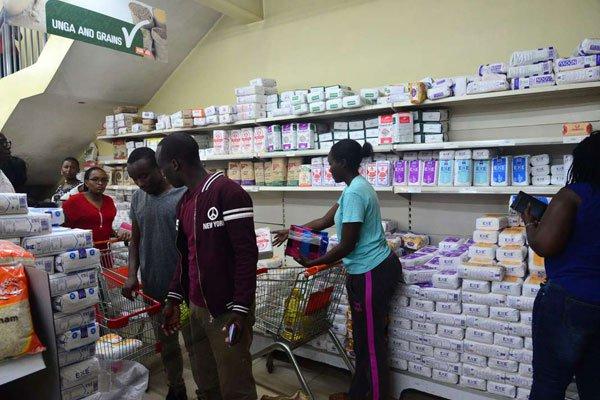 Kenya election re-run triggers panic shopping