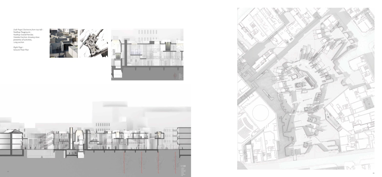 Unit 0 Bartlett School Of Architecture Ucl A Hotel In Soho
