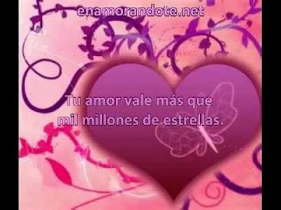 Cartas romanticas de amor, poemas