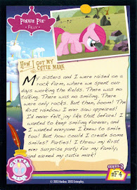 My Little Pony Pinkie Pie [Filly] Series 2 Trading Card