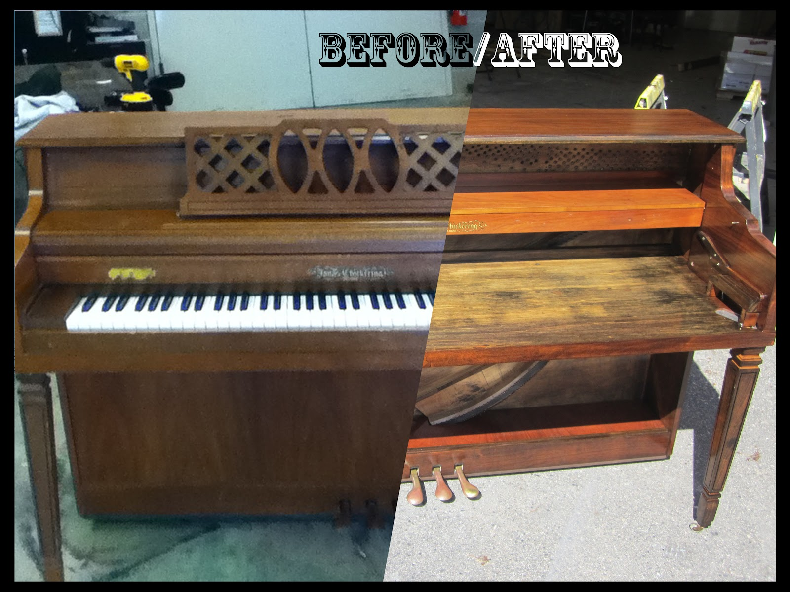 making my way to normal a piano desk finale part 3. Black Bedroom Furniture Sets. Home Design Ideas