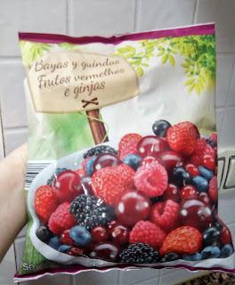 https://mujercicash.blogspot.com/ Fruta congelada Lidl