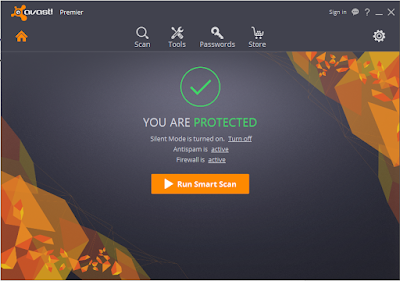 Avast Premium 2016.11.2.2732 + License Key
