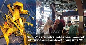 Thumbnail image for Jual Lauk Ikan Berulat, Wanita Ini Dedahkan Video & Sikap Tuan Kedai Makan