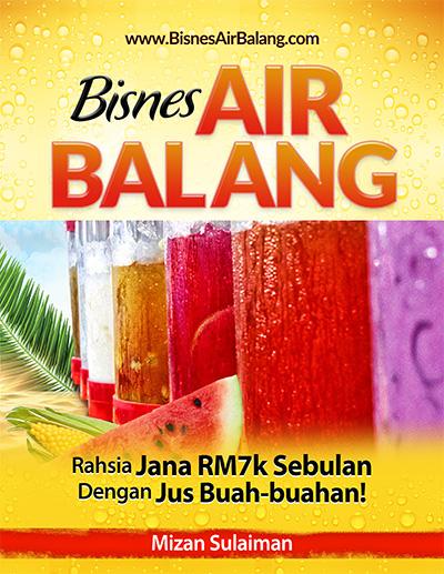 Ebook Malaysia - Bisnes Air Balang