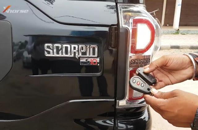 vvdi-key-tool-copy-Mahindra-Scorpio-remote-9