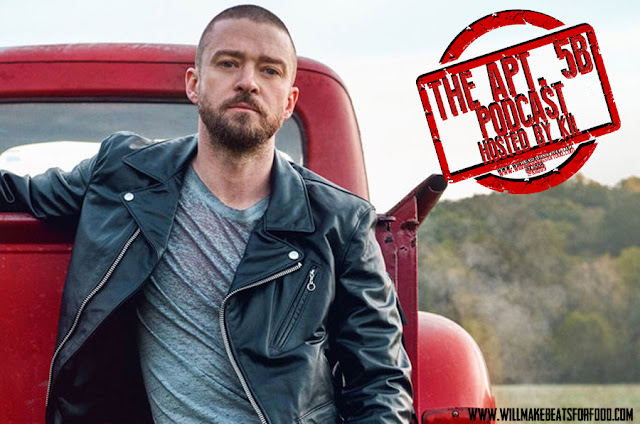 Apt. 5B Podcast Hosted by Kil: When Did Black Folk Stop Rocking With Justin Timberlake?!?!?