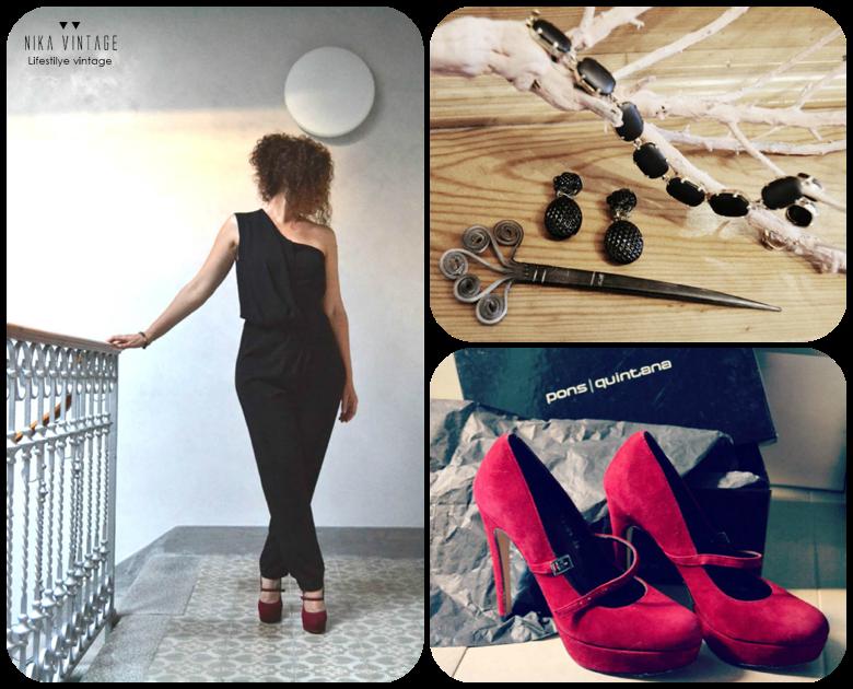 moda, fashion, arte, negro, historia, estilismo, look, outfit, mono negro