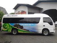 Jadwal Shuttle Alloy Executive Jogja - Semarang PP
