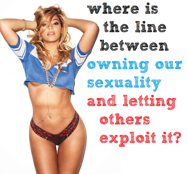 Women Sexuality Exploited In The Media 8
