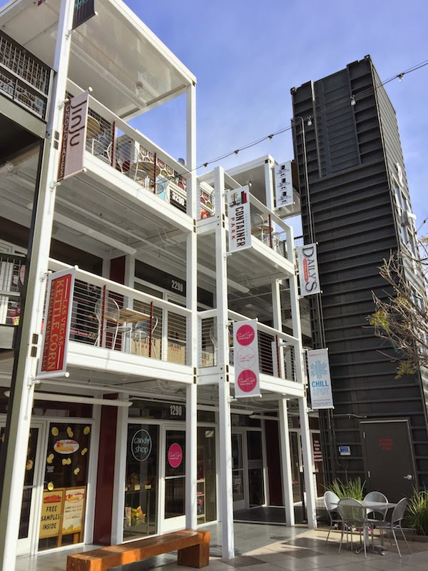 Shops at Container Park