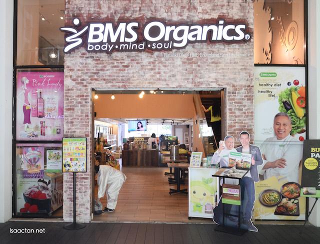 "BMS Organics ""HAHA Kidz"" Launch"