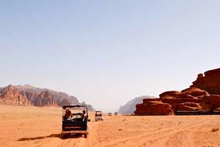 Our 4X4's Judean Desert Jordan