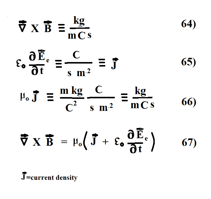 GM Jackson Physics and Mathematics: Deriving Maxwell's