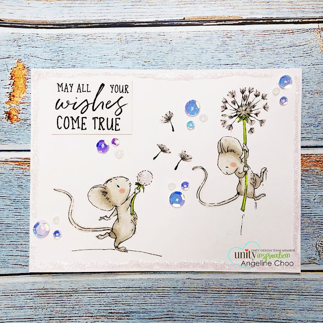 ScrappyScrappy: Wishing and Wishing #scrappyscrappy #unitystampco #lisaglanz #brownthursday #card #cardmaking #youtube #quicktipvideo #stamp #stamping #papercraft #copicmarkers #tonicstudios #nuvoglitterdrop #cinderella