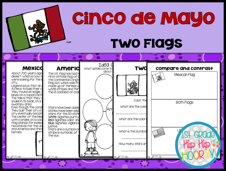 Cinco De Mayo Vocabulary Worksheet