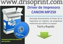Canon MP250 Driver