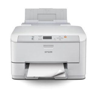 basically ideal for organizations that comprise to a greater extent than frequently than non utilized lasers as well as demand to spen Epson WorkForce Pro WF-5110DW Driver And Review