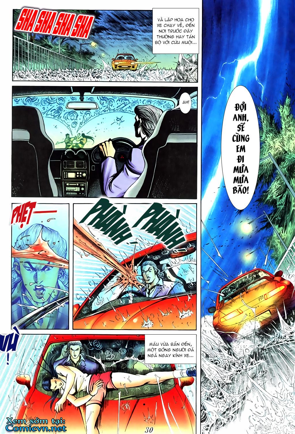 Người Trong Giang Hồ chapter 430 trang 23