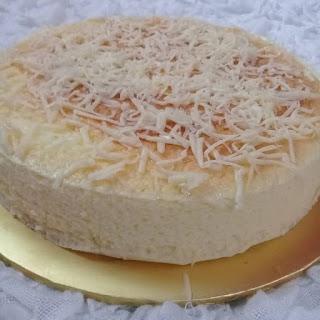Cheese Cake Resepi